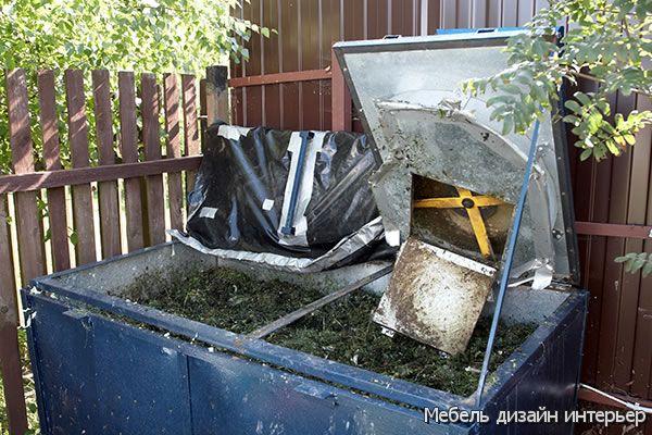 Измельчитель мусора своими руками