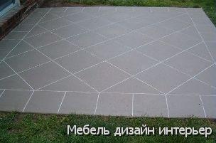 Декорирование железо бетона - скорринг