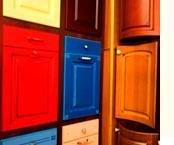 Как правильно выбрать фасады для кухни