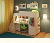 Кровать-чердак: уют и волшебные сны